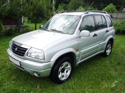 2000 Suzuki Vitara by 2000 Suzuki Grand Vitara Pictures 2 5l Gasoline