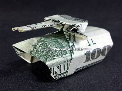 hundred dollar bill origami 1000 ideas about money origami on dollar