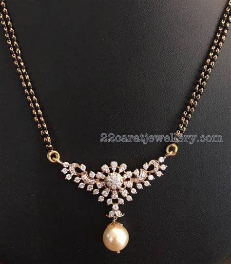 17 Best Images About 2016 Mangalsutra Design On