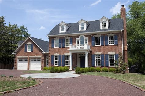federal style house the differences between colonial and federal style architecture zing by quicken loans