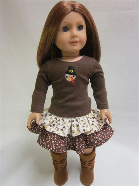 dolls fall thanksgiving fall 18 inch american doll