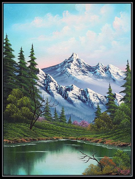 bob ross paintings for sale ebay bob ross painting for sale ebay a happy bob ross