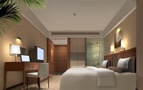 hotel bedroom interior design bedroom chain business hotel interior design 3d 3d house