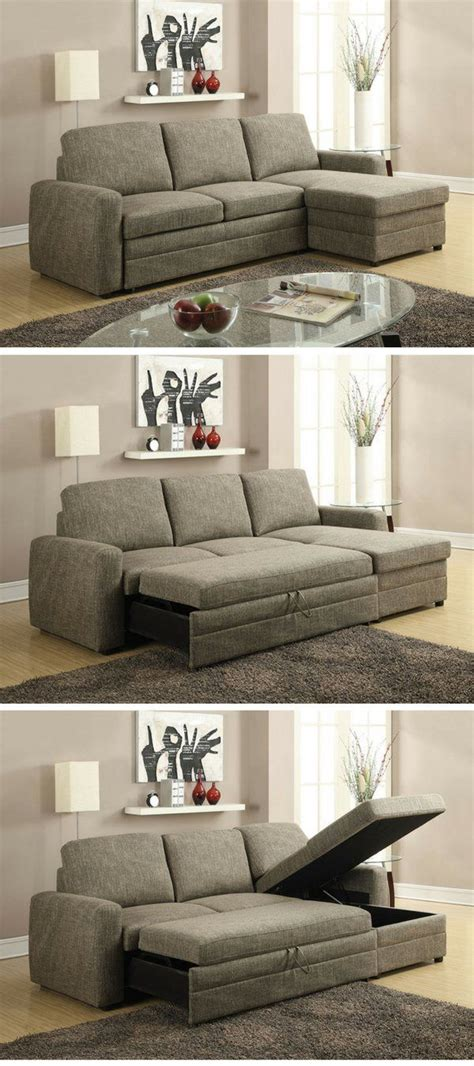 small sectional sleeper sofa best 25 small sectional sofa ideas on