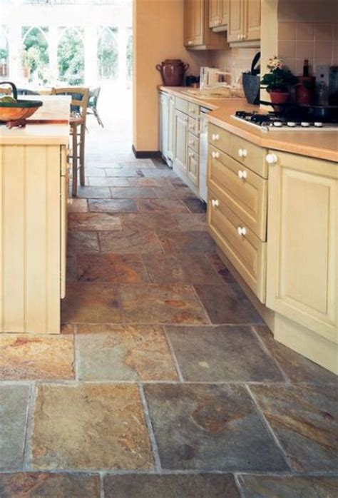 tiles for kitchen floor 30 practical and cool looking kitchen flooring ideas