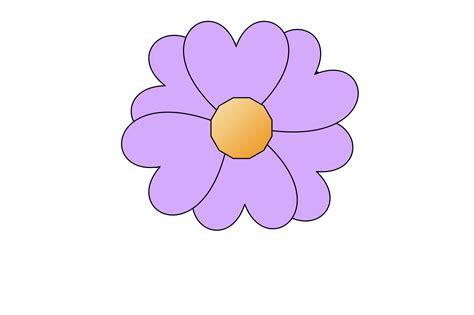 flower simple simple flower clip chadholtz