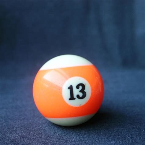 lucky number 13 lucky number 13 vintage pool