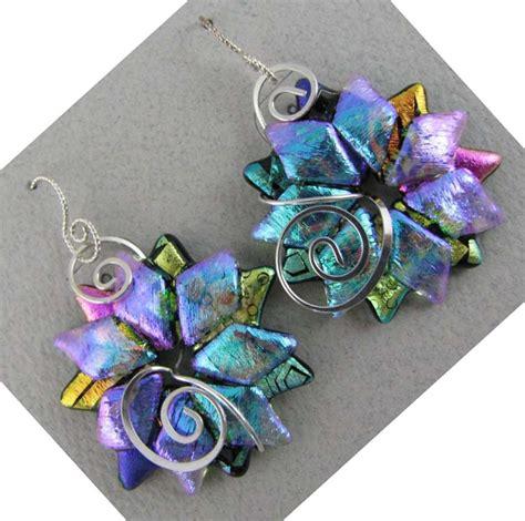 dichroic glass jewelry dichroic glass jewelry