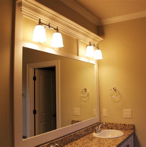 mirrors bathroom framed custom framed bathroom mirror framing bathroom mirrors