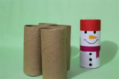 crafts using toilet paper oc craft how to make snowman craft using toilet