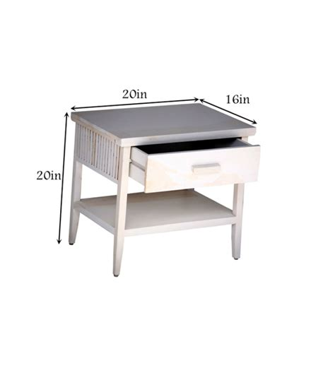 bedside table dimensions notify me when it s available