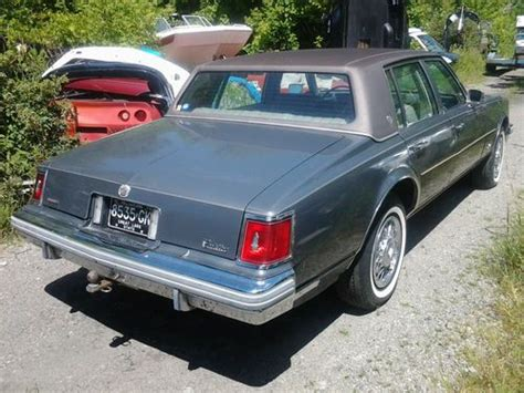 1979 Cadillac Seville Elegante For Sale by Buy Used 1979 Cadillac Seville Elegante Sedan 4 Door 5 7l