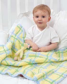 bernat baby knitting patterns bernat baby yarn plaid baby blanket to knit knitting