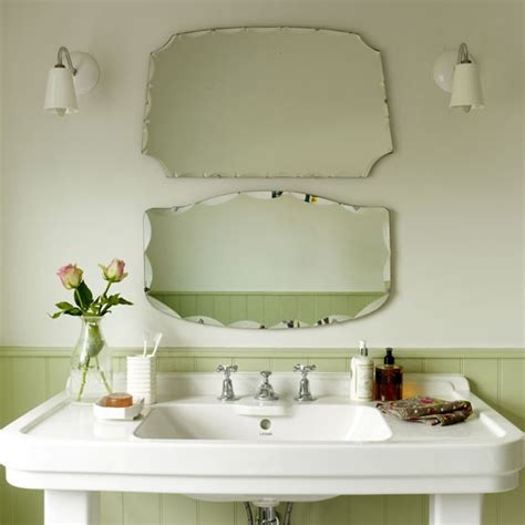 bathroom mirror vintage vintage style mirrors small bathrooms ideas