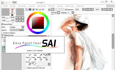 paint tool sai key keygen sai paint tool