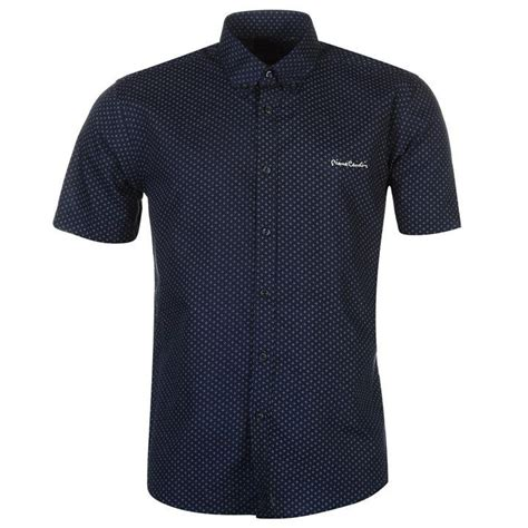 shirts with cardin cardin sleeve shirt mens
