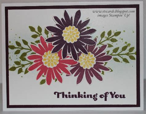 Sts Cards Flower Patch Flair