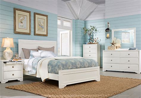 beds room belcourt king white 5pc panel bedroom bedroom sets