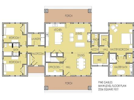 ranch house plans with 2 master suites 5 bedroom home floor plans floor home house plans house plans one level mexzhouse