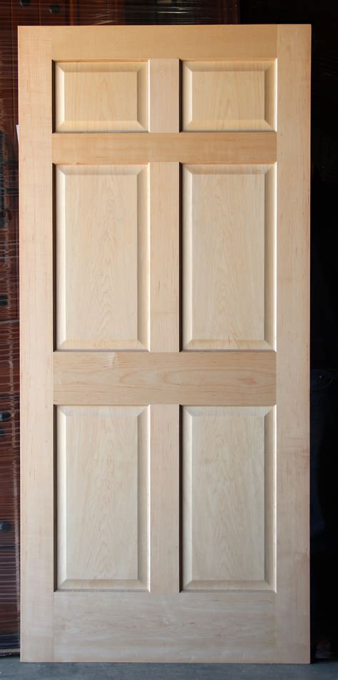 maple interior door maple doors interior maple doors with finish