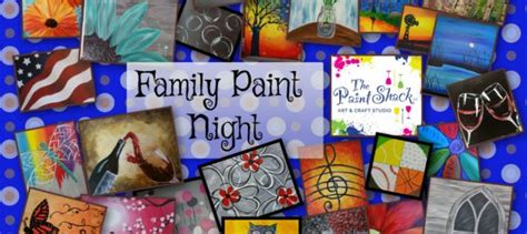 Family Paint Ground The Paint Shack