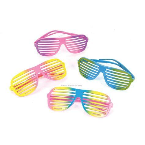 rainbow wholesale rainbow slotted sunglasses wholesale china