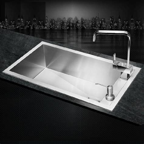 cheapest kitchen sinks aliexpress buy sus304 stainless steel kitchen sink