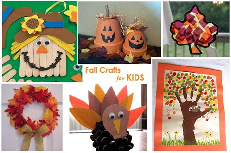 cool fall crafts for 9 fall crafts for