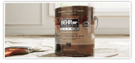 home depot paint rebate behr up to 40 rebate on select paint stains at lowes and