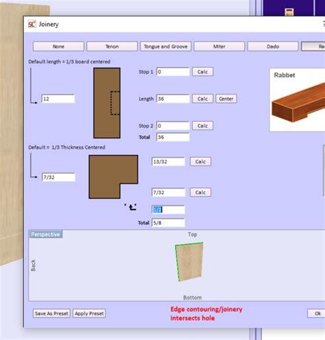 woodworking 3d design software version 4 sketchlist 3d