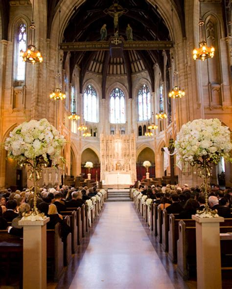 church decorations pictures wedding church decorations ideas
