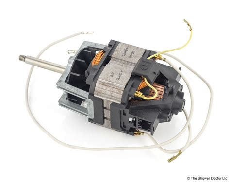 Universal Electric Motor by Syntech Universal Electric Motor Black Sintech St240vmn