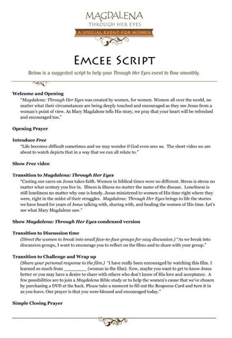 emcee script for emcee quotes quotesgram