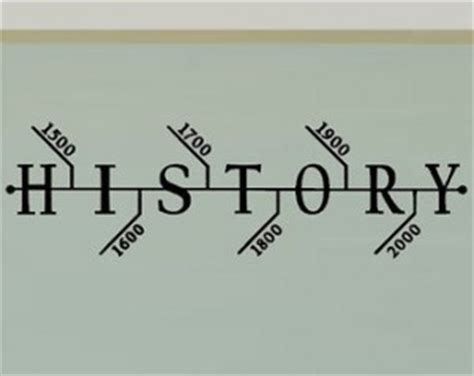 the history of decorations history quotes for the classroom quotesgram