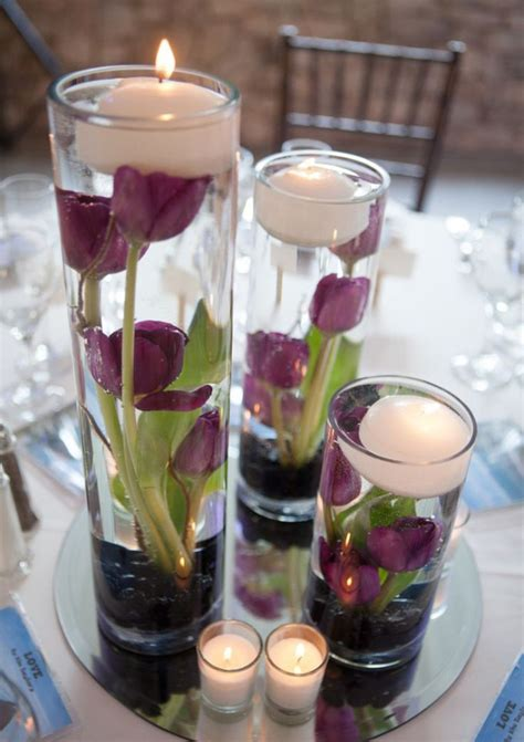 water and floating candles fabulous floating candle ideas for weddings mon cheri