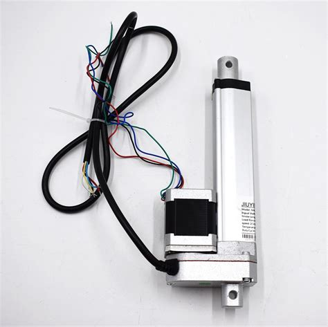 Electric Stepper Motor by 12v Stepper Motor Electric Linear Actuator Buy 12v