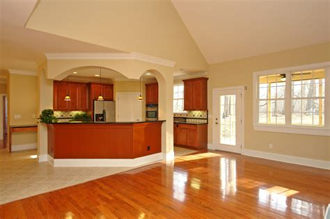 Kitchen Cabinets Raleigh wheelchair accessible multigenerational house plan