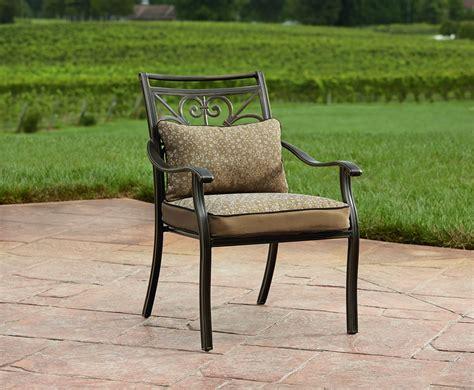 agio international patio furniture agio international aas14400f02 fair oaks swivel dining chair