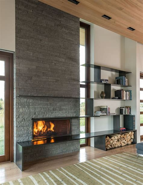 modern fireplace 25 best ideas about modern fireplace on