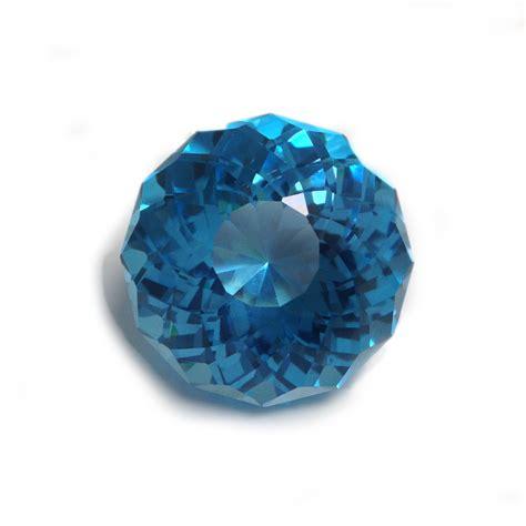 blue topaz sky blue topaz design cut 111 5 carats americut gems