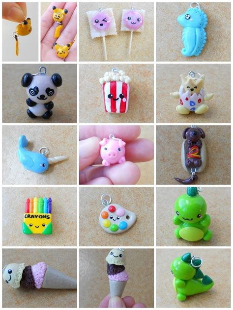 clay crafts for 25 unique oven bake clay ideas on polymer