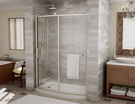 bathroom shower door fleurco roma shower doors modern bathroom miami by
