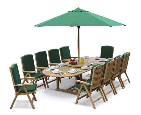 10 seater dining table and chairs cheltenham 10 seater extendable dining table and recliner