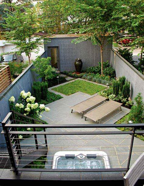 small backyard landscape design ideas 23 small backyard ideas how to make them look spacious and