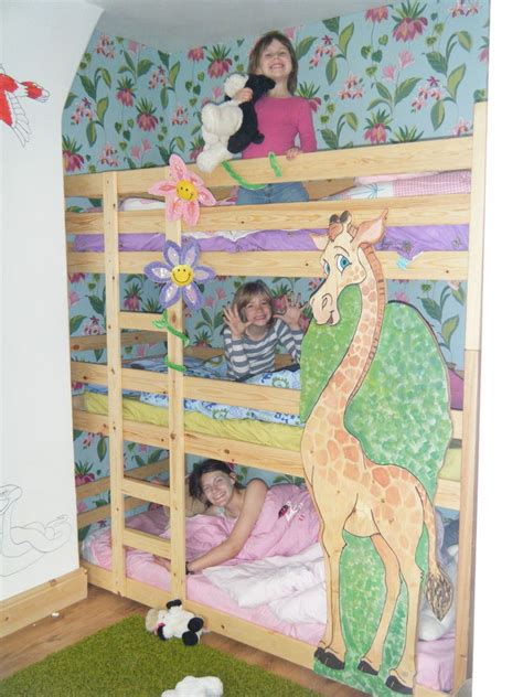 3 bedded bunk beds 3 bedded bunk beds 5 out of the box ideas for 3 bed bunk