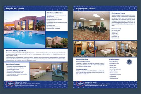 Hilton Garden Inn Pittsburgh Airport by Hotel Print Collateral Print Collateral All Things