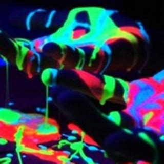 glow in the paint neon 17 best images about bright things on glow