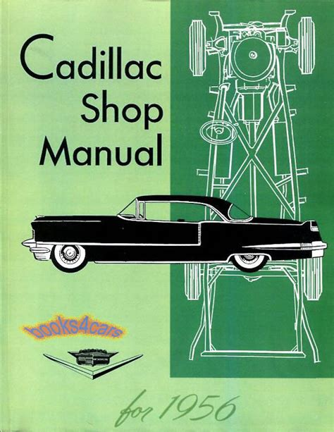 Cadillac Book by Books4cars Cadillac Manuals Cadillac Books For All