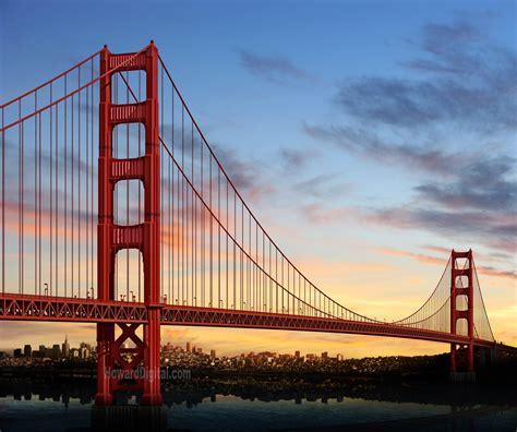 san francisco golden gate bridge san francisco usa found the world