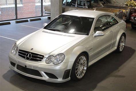 2008 Mercedes Clk63 Amg Black Series by 2008 Mercedes Clk63 C209 Amg Black Series Coupe 2dr